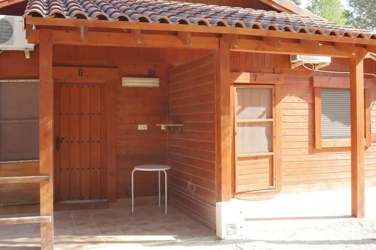 Un toque natural con madera - Casas de madera natural ...